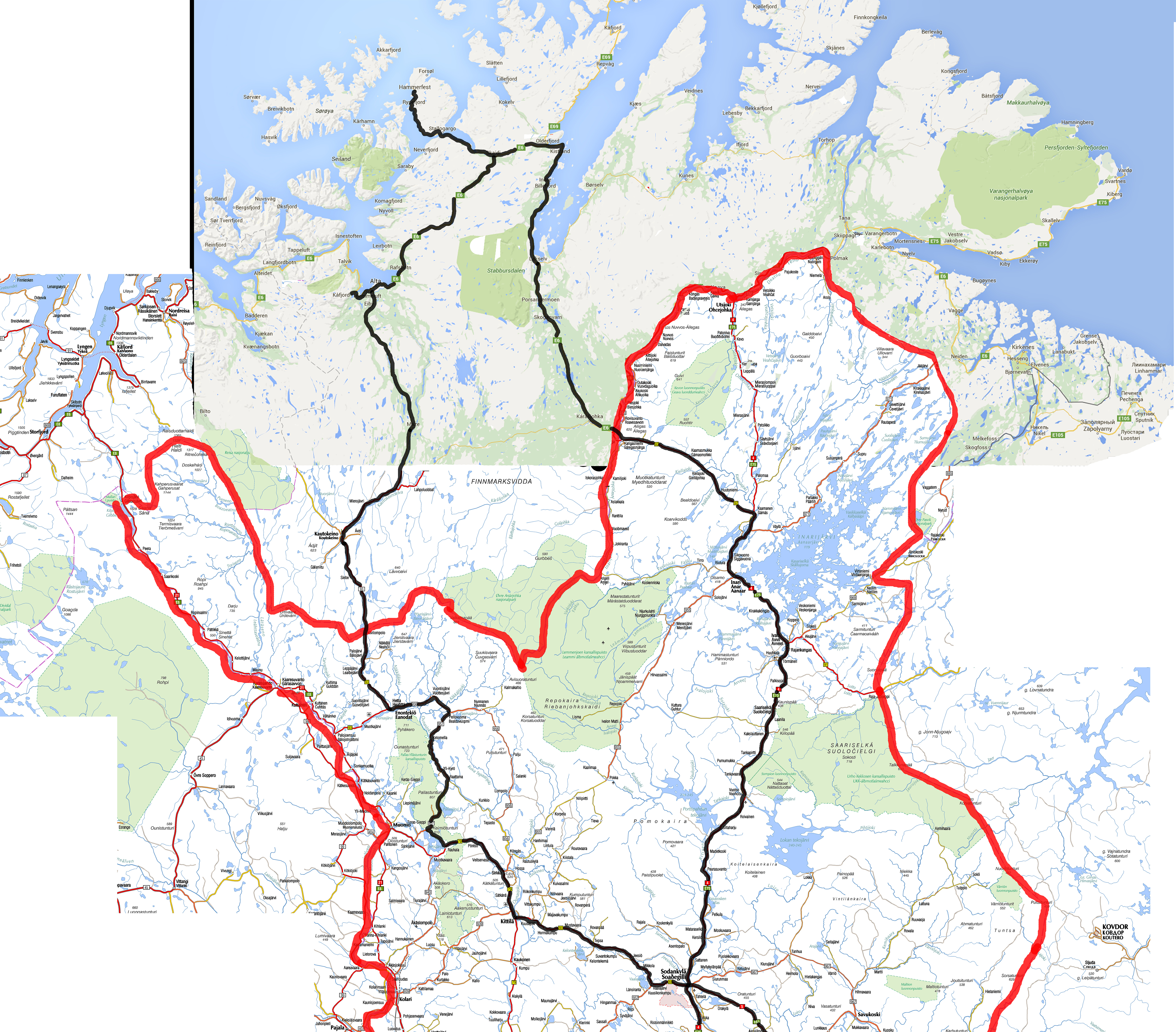 City Maps Map Of Luhtikyla Districts